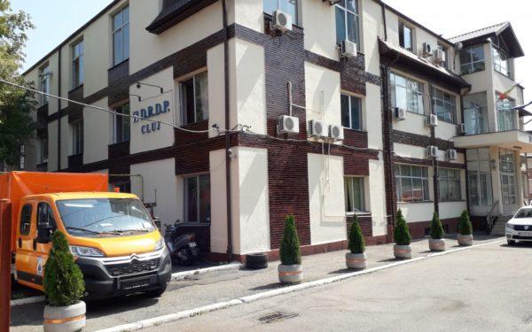 DRDP Cluj are propria stație de asfaltare