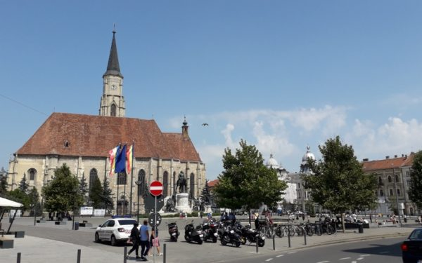 Ultimele zile în care mai poate fi vizitat turnul Bisericii Sfântul Mihail