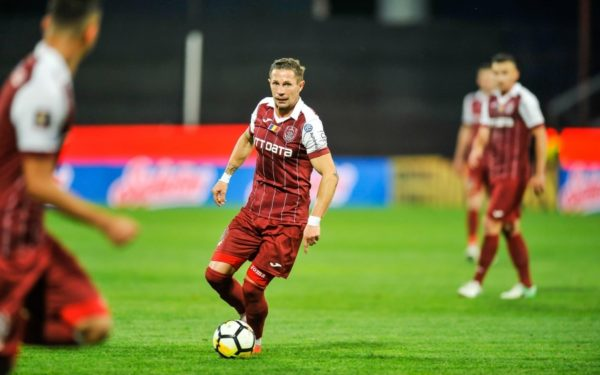 CFR Cluj a pierdut postul de lider în Liga I