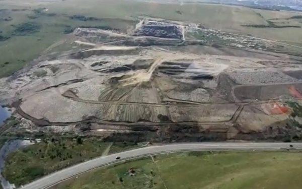 Vechea rampă de gunoi a Clujului va fi închisă într-un an! Lucrările de la Pata Rât vor costa 18 milioane de lei