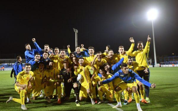 Naționala de tineret a României va juca la Cluj meciul cu Țara Galilor