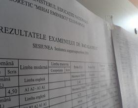 Aproape 280 de absolvenți de liceu din Cluj au promovat BAC-ul după ce au făcut contestații