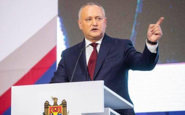 Președintele Republicii Moldova a fost suspendat din funcție pentru a patra oară