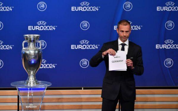 Campionatul European de Fotbal din 2024 va avea loc în Germania