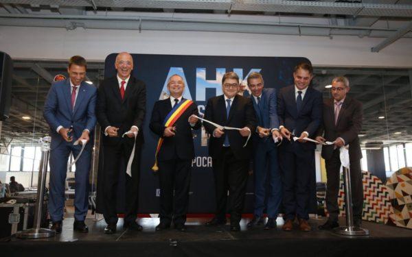 Camera de Comerț Româno-Germană AHK România are sucursală la Cluj-Napoca