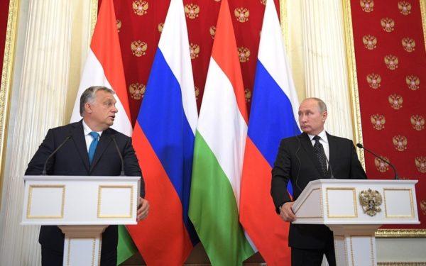 Rusia va construi două reactoare nucleare noi în Ungaria