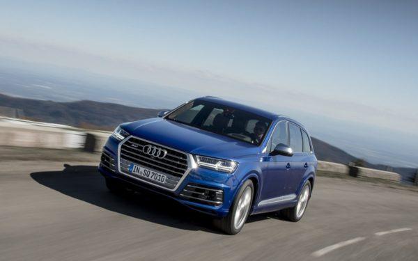 Audi a primit 800 de milioane de euro amendă pentru încălcarea normelor de poluare