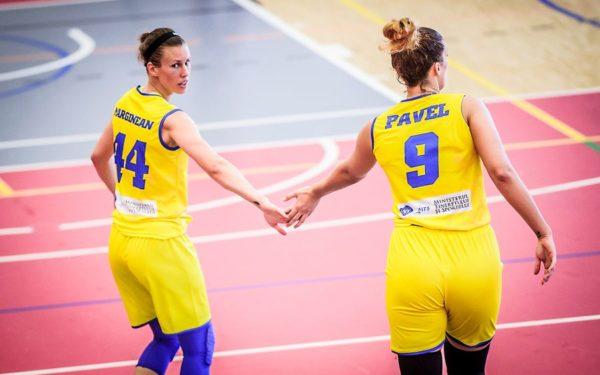 Lotul României va disputa la Cluj ultimele partide din preliminariile CE de baschet feminin