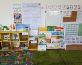 Cărți gratuite pentru un sfert dintre copiii grădinițelor din mediul rural