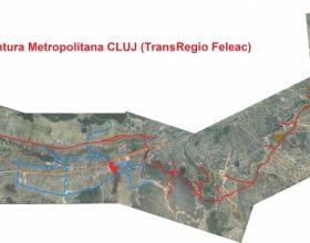 Traseul centurii metropolitane a Clujului a fost bătut în cuie. Studiul de fezabilitate va fi gata în acest an