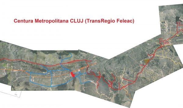 Contractul pentru studiul de fezabilitate al centurii metropolitane a Clujului va fi semnat săptămâna viitoare