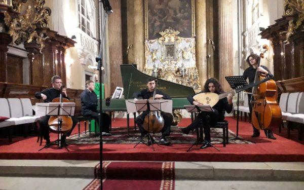 Concert inedit în Biserica Piaristă, în cadrul Festivalului Toamna Muzicală Clujeană