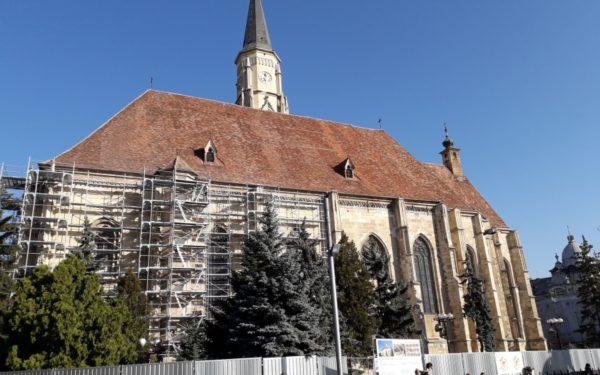 FOTO | Și bisericile pot atrage fonduri europene. La Cluj, lăcașurile de cult sunt reabilitate cu 14 milioane de euro