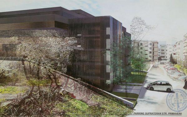Peste 1.000 de noi locuri de parcare vor fi create la Cluj în următorii trei ani