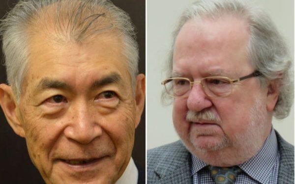 Cercetătorii Tasuku Honjo și James P. Allison au primit premiului Nobel îm medicină pentru descoperirile în terapia anticancer