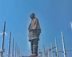 Cea mai înaltă statuie din lume, de două ori mai mare decât Statuia Libertății, a fost inaugurată în India