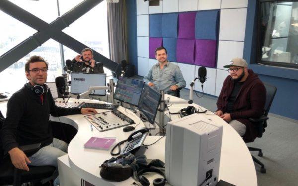 3 Sud Est la EBS Radio. Laurențiu Duță: Eram o imitație nereușită a lui Michael Jackson