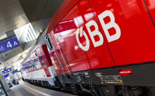 Compania de transport feroviar de stat din Austria introduce de anul viitor un tren direct între Viena și Cluj-Napoca. Acesta va fi operat împreună cu CFR și MAV