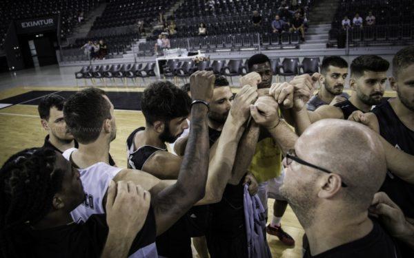 U-BT Cluj, victorie în deplasare cu Steaua