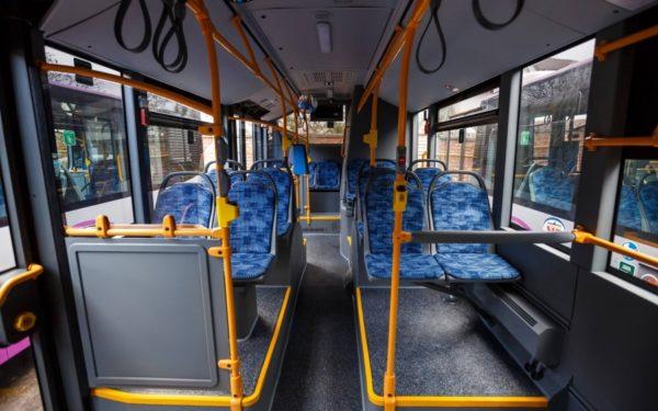 Autobuzele, troleibuzele și tramvaiele din Cluj, dezinfectate pentru prevenirea răspândirii gripei