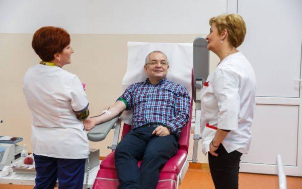 FOTO | 112 angajați ai Primăriei Cluj-Napoca donează sânge la Centrul Regional de Transfuzii