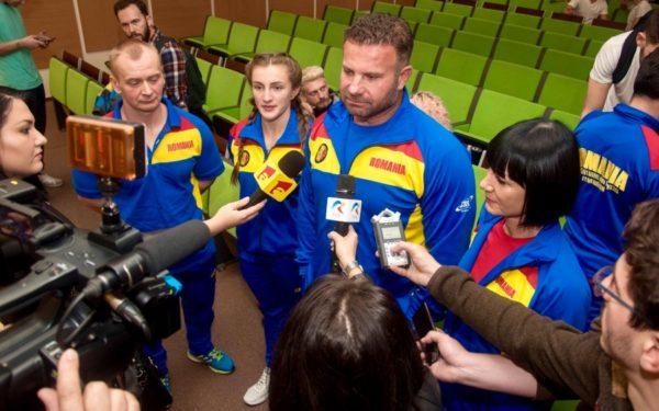 70 de sportivi români concurează la Cupa Mondială de Culturism și Fitness care are loc în weekend la Cluj