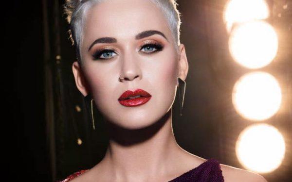 Katy Perry, cea mai bine plătită cântăreață în 2018