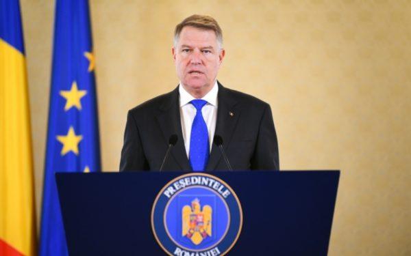 Președintele Klaus Iohannis a anunțat că îi respinge pe miniștrii propuși la Transporturi și Dezvoltare, Olguța Vasilescu și Ilan Laufer