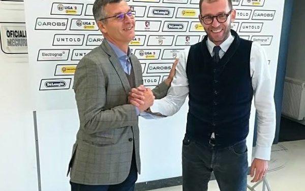 Bogdan Lobonț: Sunt bucuros că încep această aventură de antrenor în România, alături de U Cluj