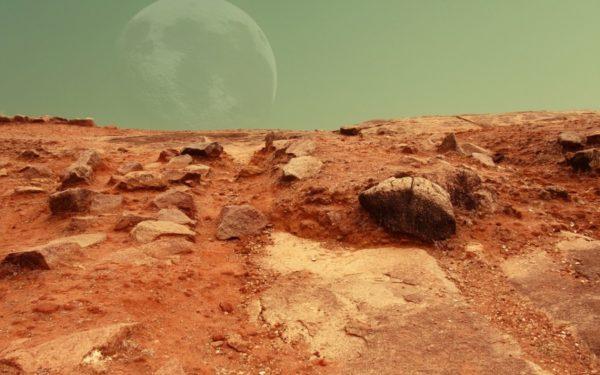 InSight, un dispozitiv spațial al NASA, va ajunge, luni seară, pe Marte