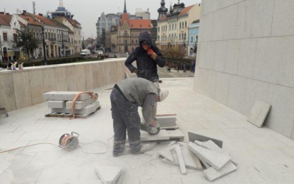 FOTO | Reabilitarea statuii lui Mihai Viteazul a necesitat cantități impresionante de materiale și tehnici de ultimă generație