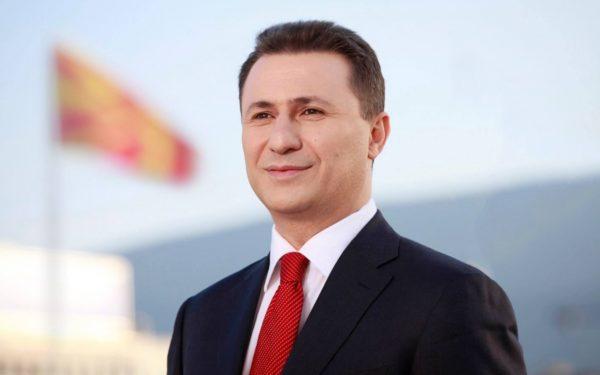 Ungaria îi acordă azil politic fostului premier macedonean Nikola Gruevski, condamnat pentru corupție