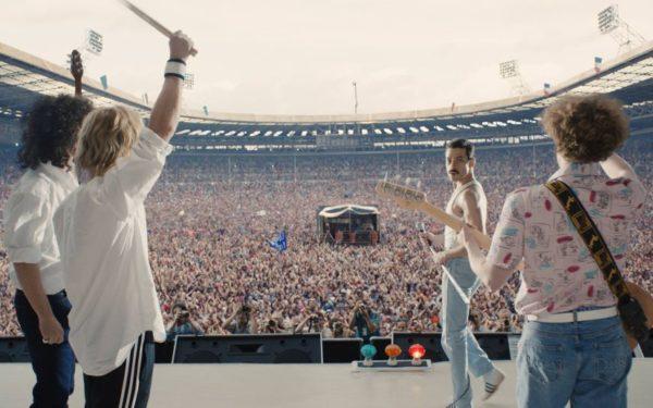 Bohemian Rhapsody, filmul care prezintă povestea lui Freddie Mercury și a celebrei trupe Queen, rulează la Cluj cu sala plină