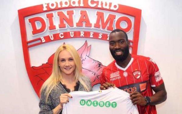 Fostul jucător al CFR Cluj, Gregory Tade, a semnat cu Dinamo