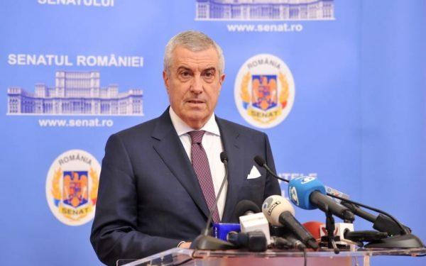 Călin Popescu Tăriceanu, acuzat de DNA că a primit mită 800.000 de dolari