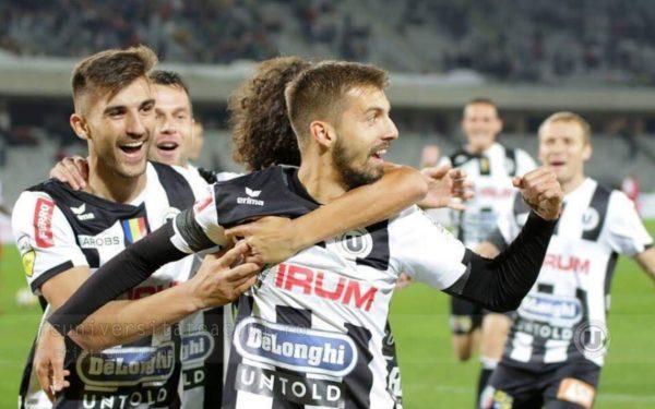 Universitatea Cluj poate ajunge în sferturile Cupei României. Astra ar putea să piardă meciul disputat pe Cluj Arena la masa verde