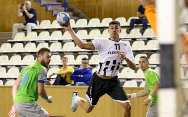 Un jucător al echipei de handbal masculin Universitatea Cluj, convocat la echipa națională