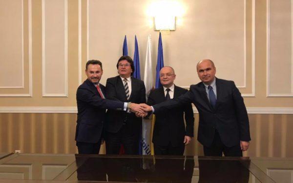 Alianța Vestului: Cluj-Napoca, Timișoara, Arad și Oradea vor fi legate printr-o platformă digitală comună