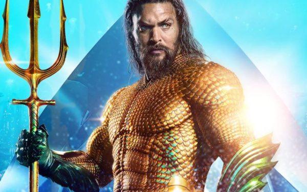 """""""Aquaman"""", cu Jason Momoa, pe primul loc în box office-ul nord-american"""