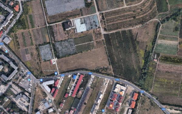 Primăria vrea să dea liber la construcții în cartierul Borhanci. Soluția, lărgirea străzii cu același nume și a capătului străzii Brâncuși