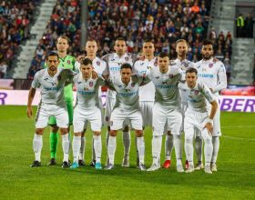 CFR Cluj este echipa din Liga I pentru care au evoluat cei mai mulți jucători străini în 2018