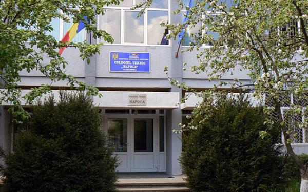 Proiectul de comasare a Colegiilor Economic și Napoca din Cluj a fost abandonat