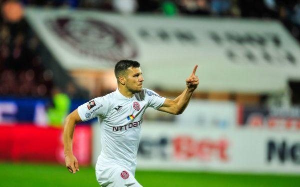 CFR Cluj, printre echipele care au folosit cei mai mulți jucători în primele etape din Liga I
