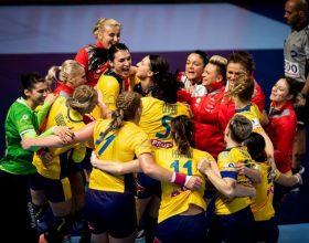 Victorie pentru Naționala de handbal a României împotriva Norvegiei