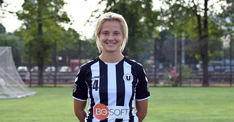 "Staff tehnic exclusiv feminin la echipa de fotbal ""U"" Olimpia Cluj"