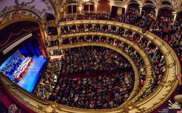 Opera Națională Română din Cluj încheie anul în ritm de vals