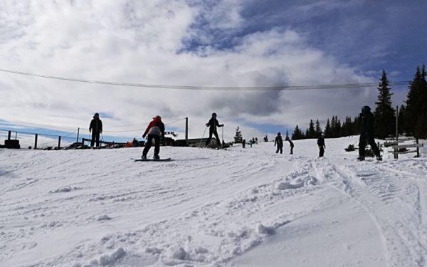 Se deschid pârtiile de schi din județul Cluj