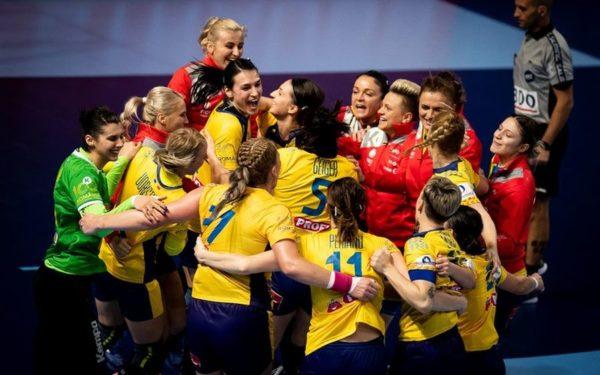 România a pierdut meciul cu Olanda și a încheiat pe locul 4 la Campionatului European de handbal feminin