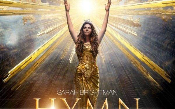 Soprana Sarah Brightman va concerta la Cluj-Napoca în octombrie 2019
