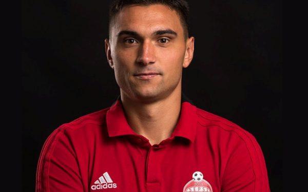 Ionuț Ursu, jucător de Liga I, va evolua la Universitatea Cluj în următoarele șase luni